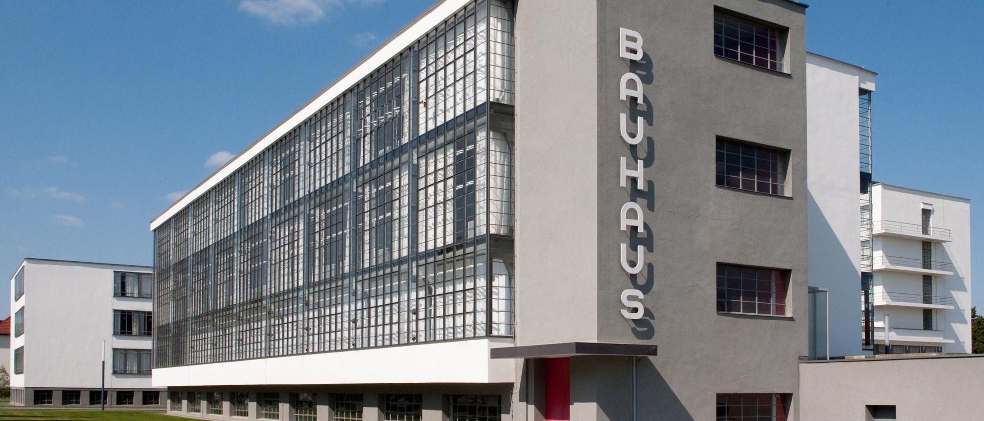 Bauhaus Entdecken Startseite